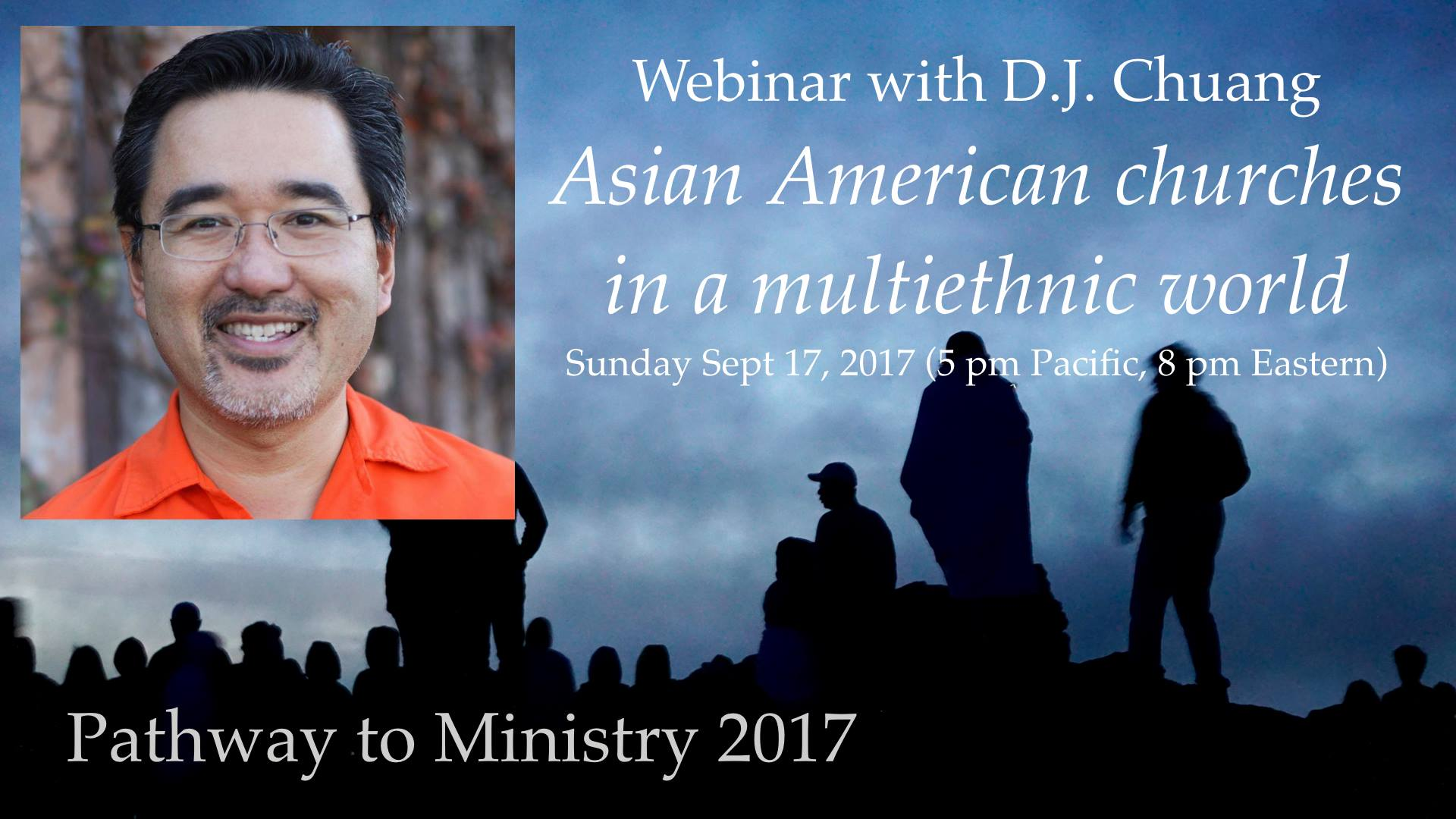 Webinar: Asian American Churches in a Multiethnic World